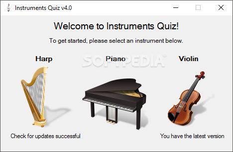 Download Instruments Quiz 4 0