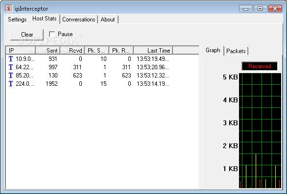 Download ipInterceptor 2 1 10