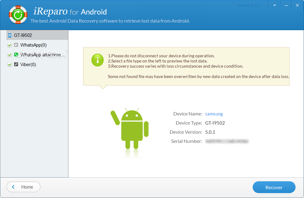jihosoft mobile recovery for android free download