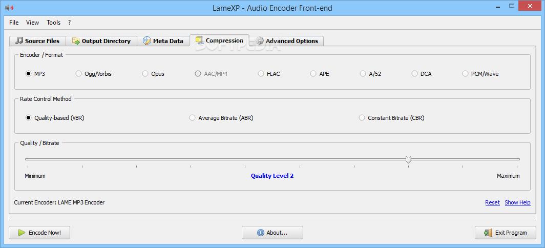 Download LameXP 4 17 Build 2188 / 4 18 Build 2226 Beta