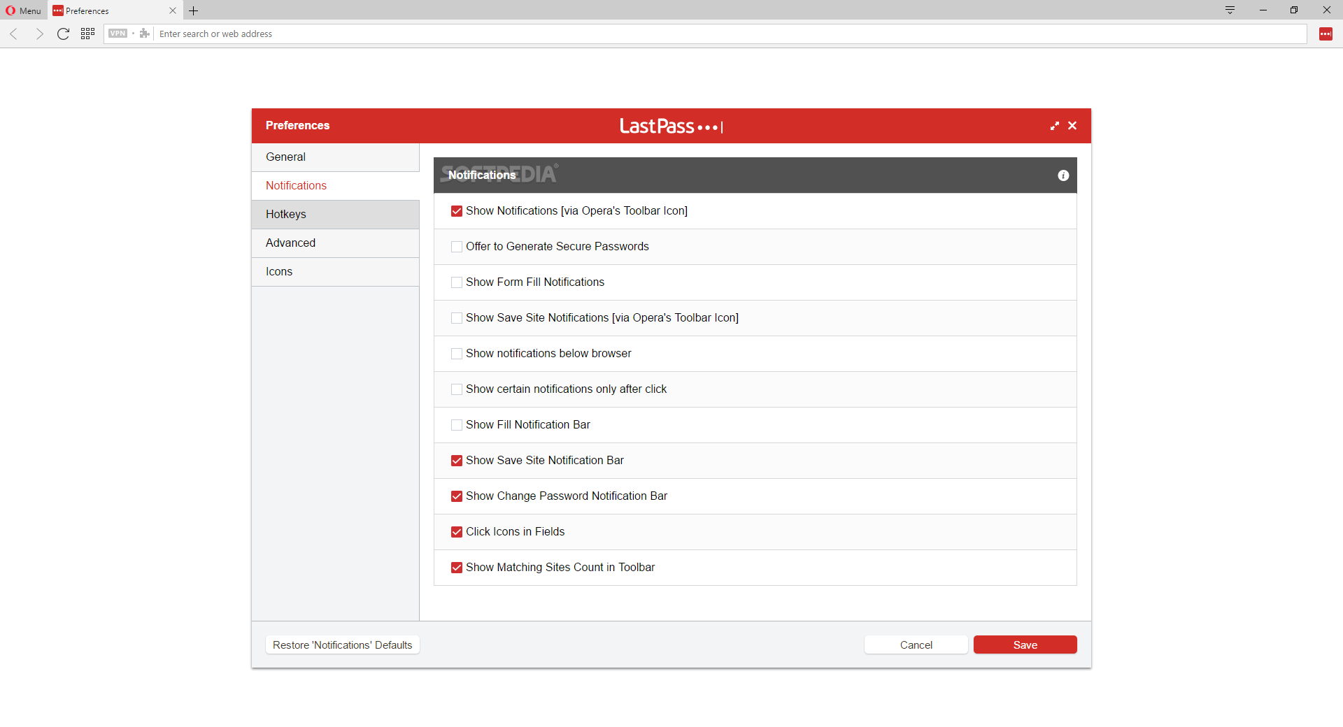 Download LastPass for Opera 4 32 0 9