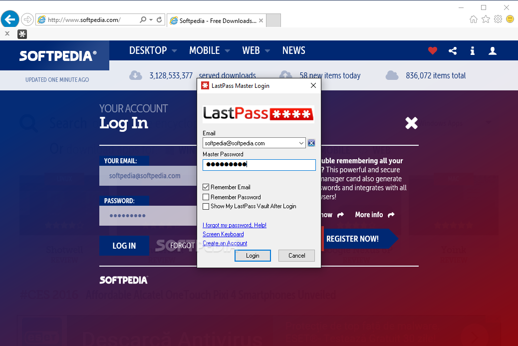 install lastpass safari mac