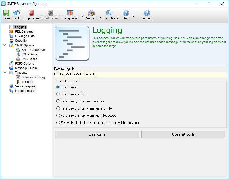 Download Local SMTP Server Pro 5 26 0 93