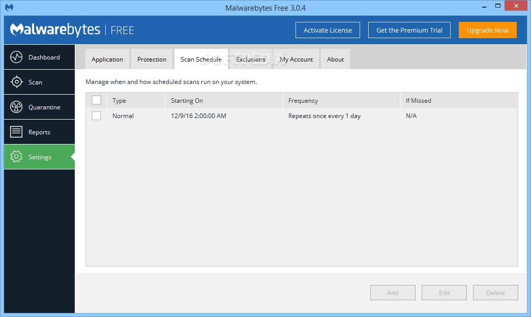 malwarebytes free download windows xp