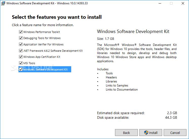 microsoft directx sdk windows 10