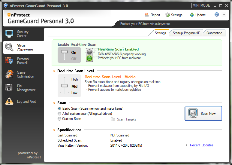 Download nprotect gameguard seal