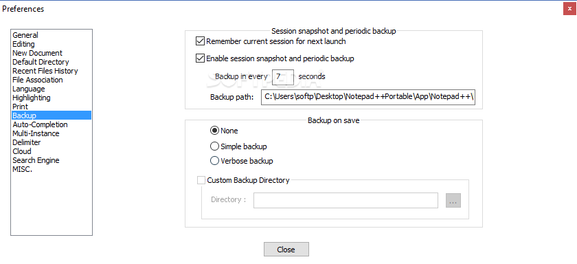 download notepad++ portable free