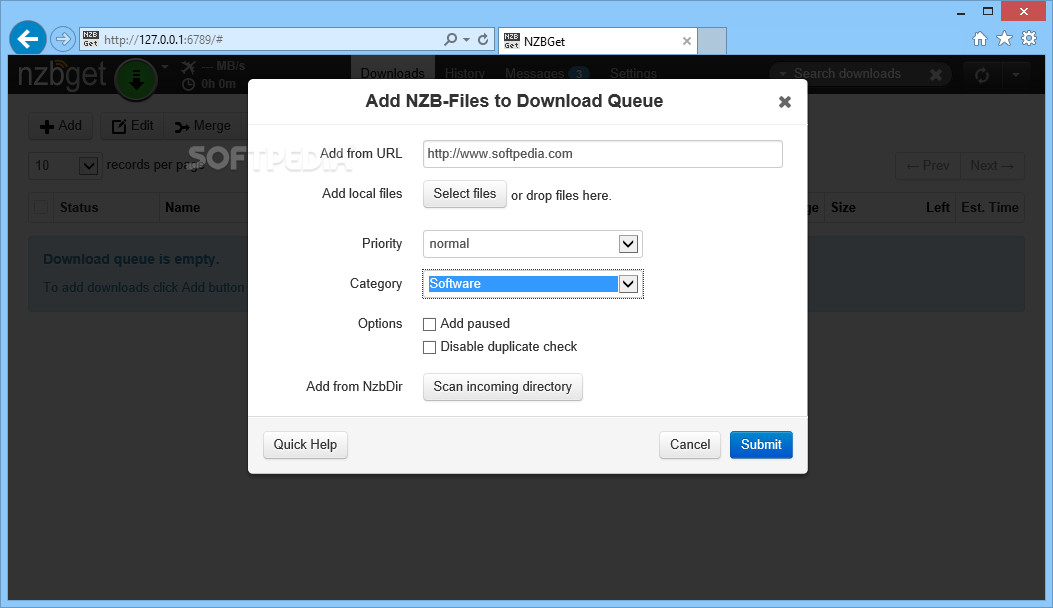 Download NZBGet 21 1 / 21 1 testing