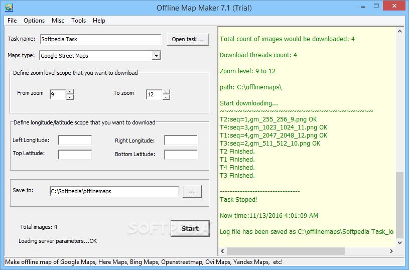 Download Offline Map Maker 8 040