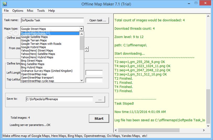 Download Offline Map Maker 8 037