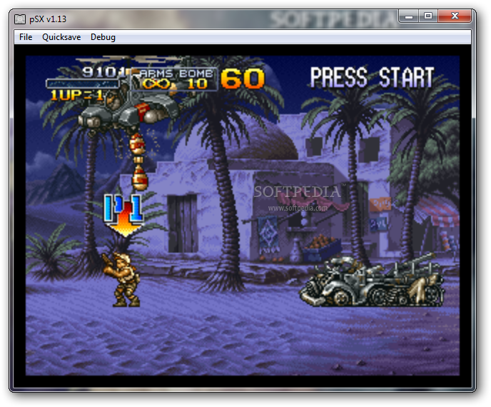 Download pSX Emulator 1 13