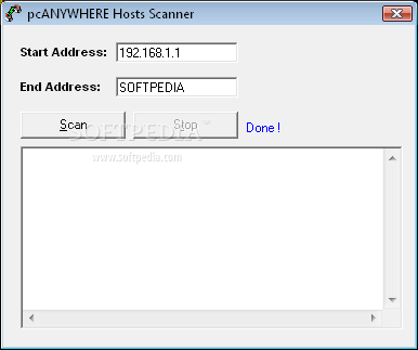 how to get angry ip scanner working