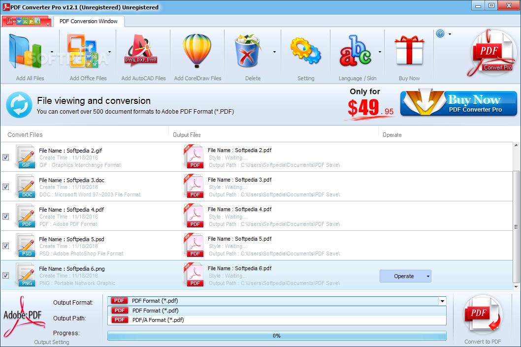 Download PDF Converter Pro 12.1