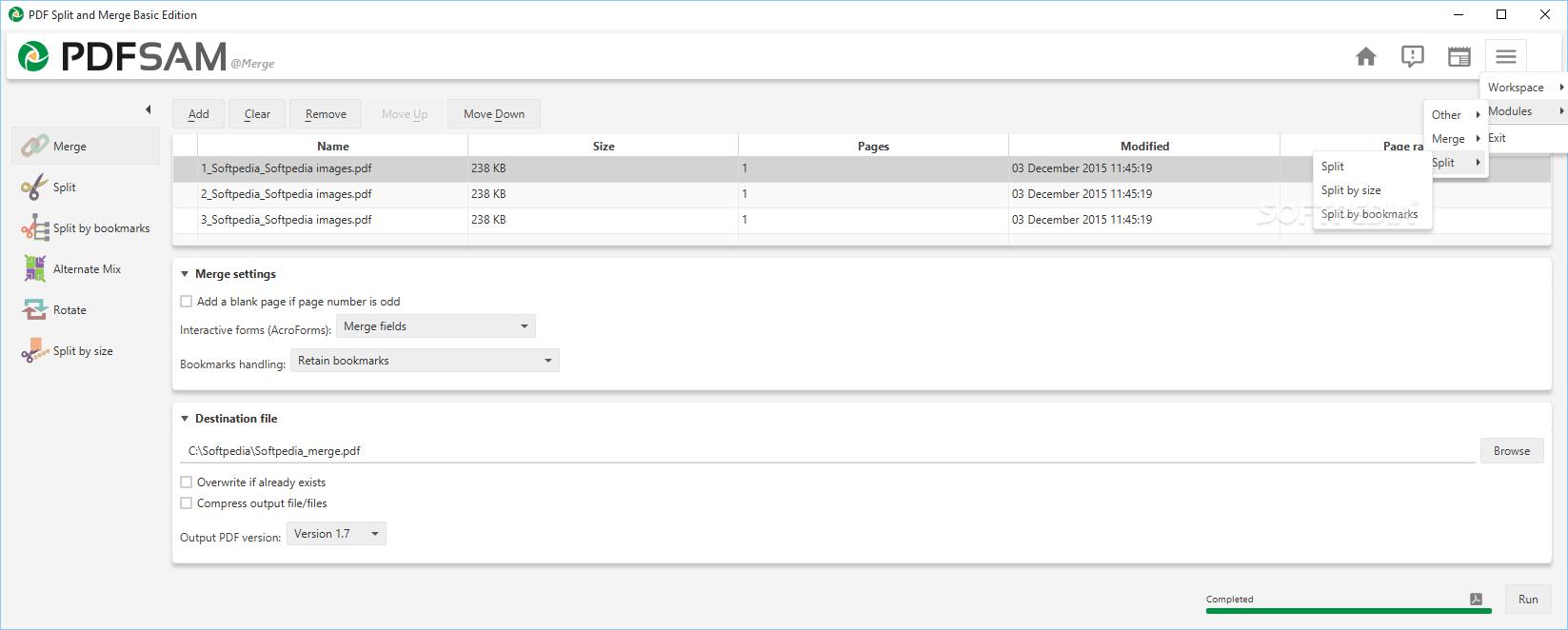 Pdf Split And Merge Offline Installer