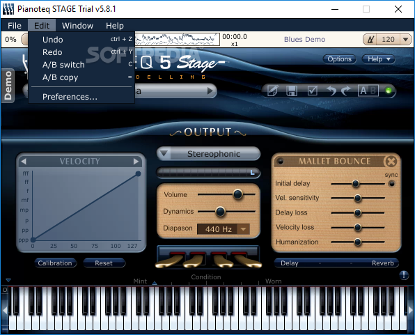 Download Pianoteq STAGE 7.2.0