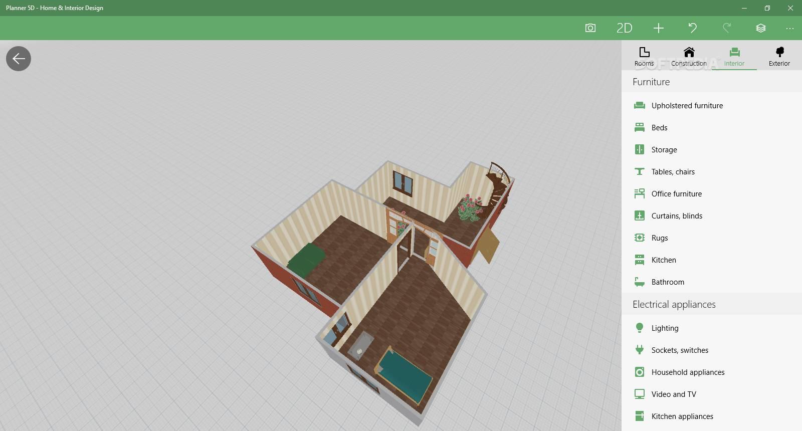 ... Planner 5D   Home U0026 Interior Design   Screenshot #7 ...