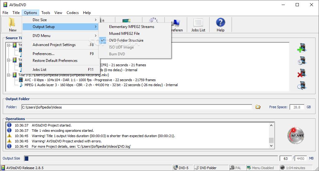 Download Portable AVStoDVD 2 8 8 / 2 8 9 Alpha 190616