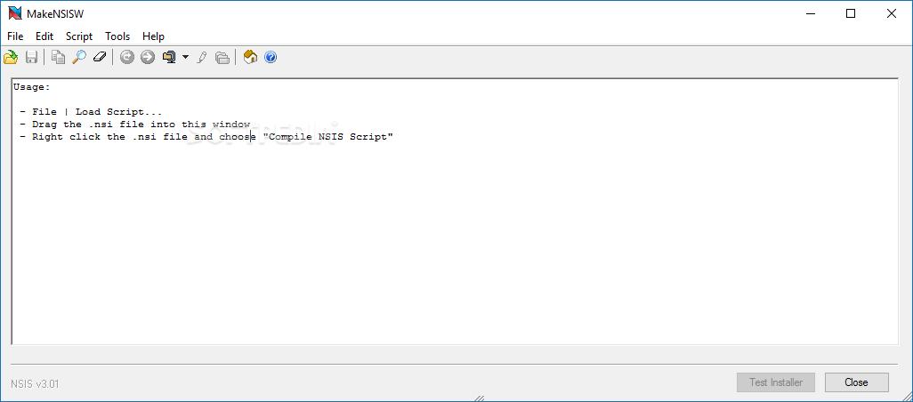 Nullsoft Scriptable Install System - Download