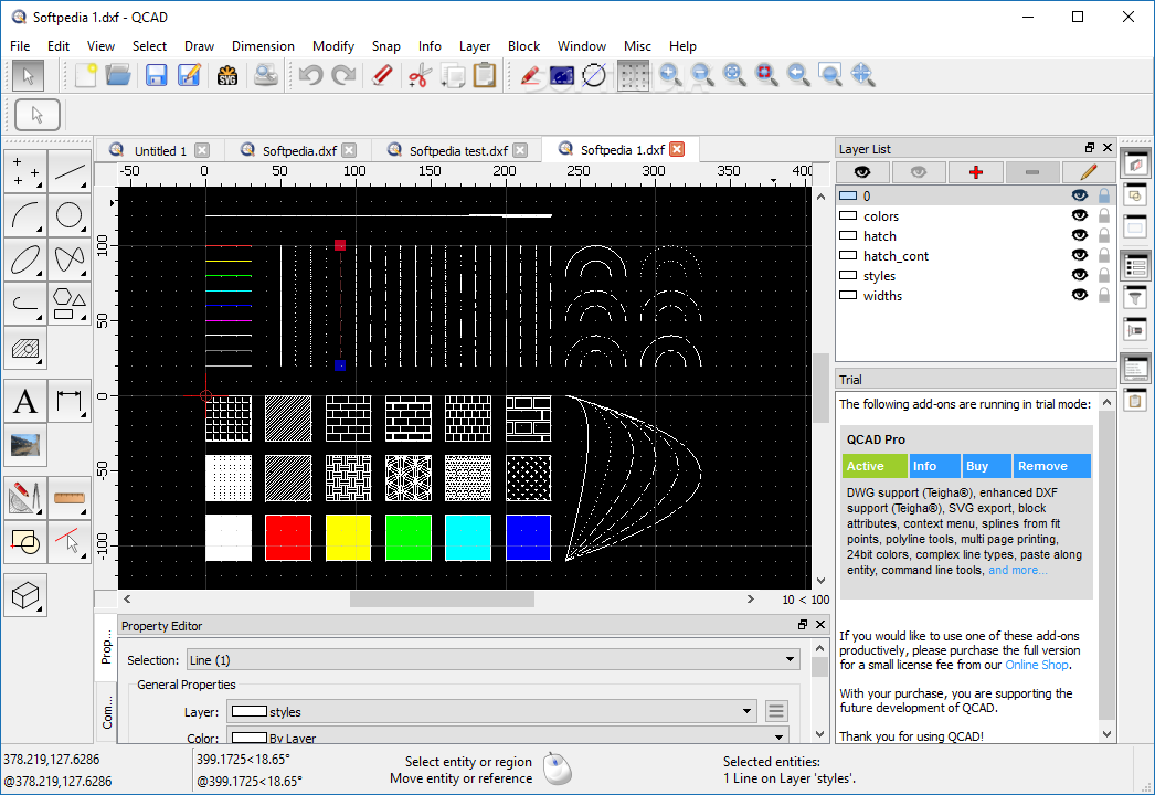 Download Portable QCAD Professional 3 23 0