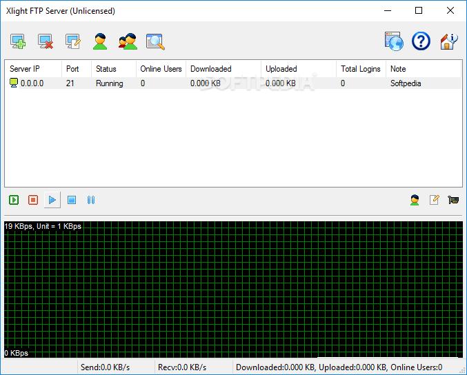 Download Portable Xlight FTP Server 3 9 1 5