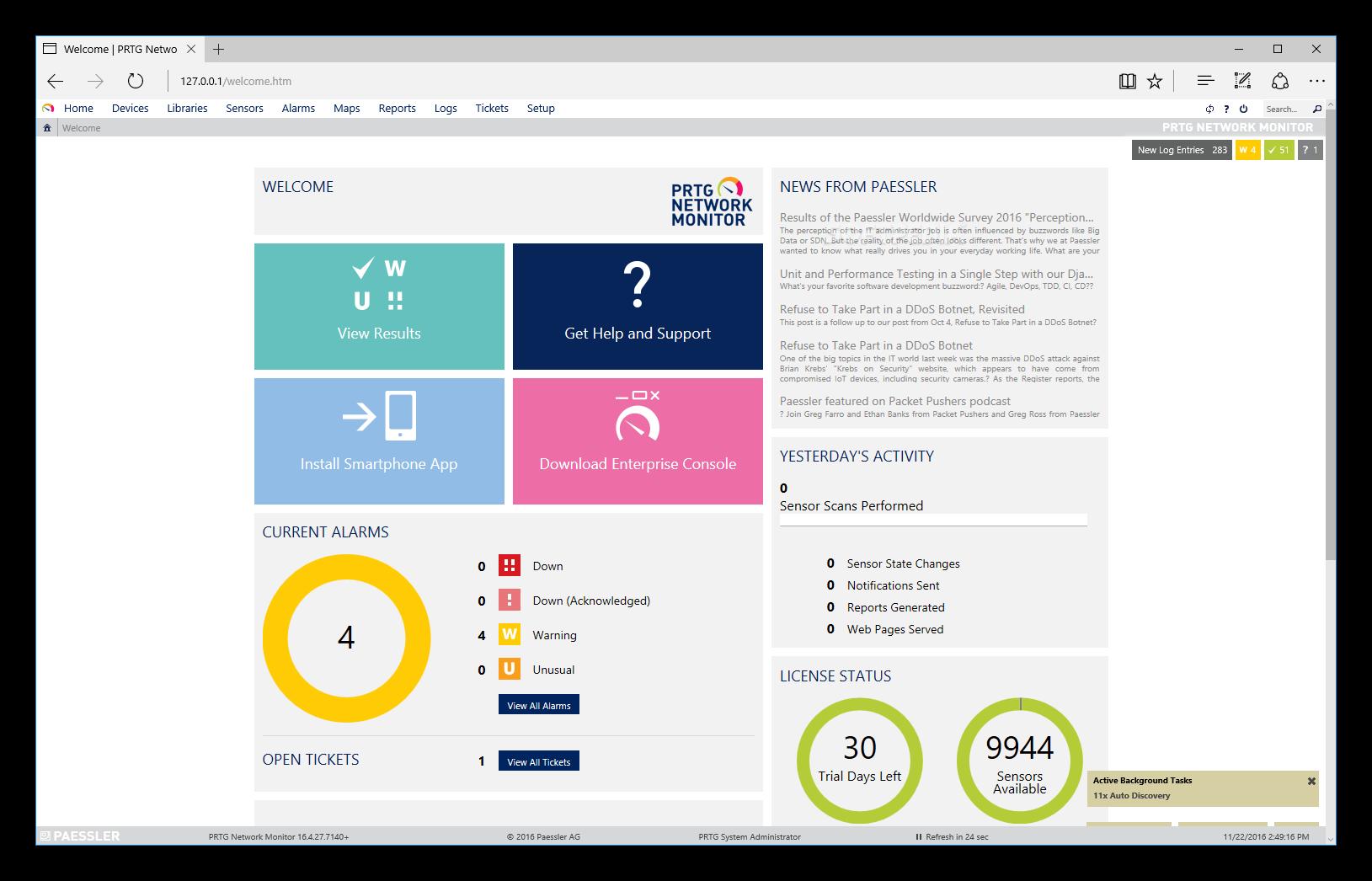 🌷 Free download prtg network monitor crack | PRTG Network Monitor