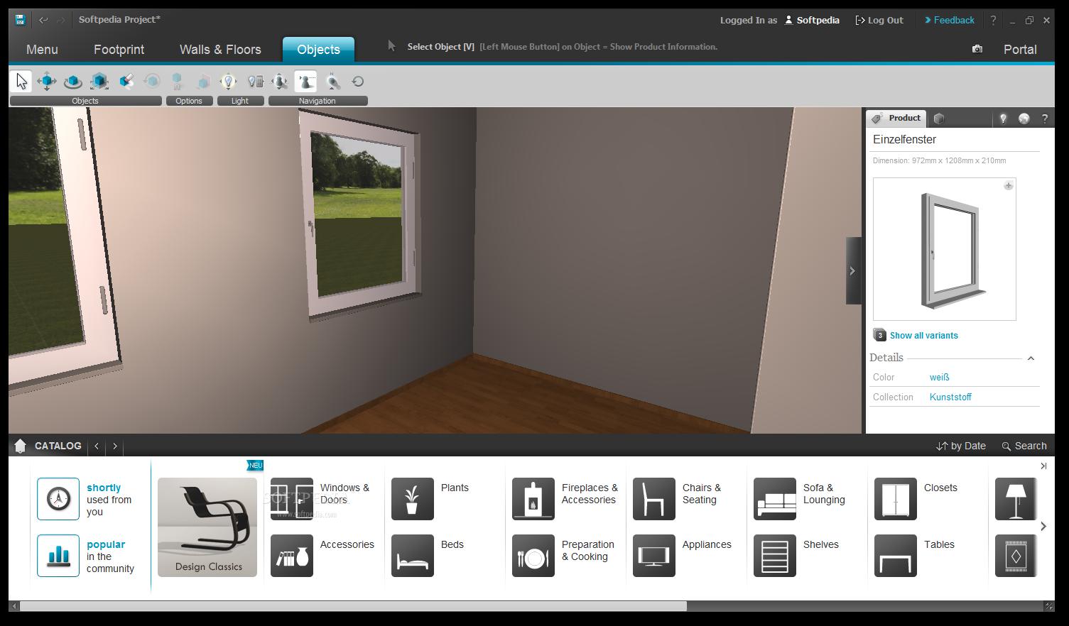 download roomeon 3d-planner 1.6.2