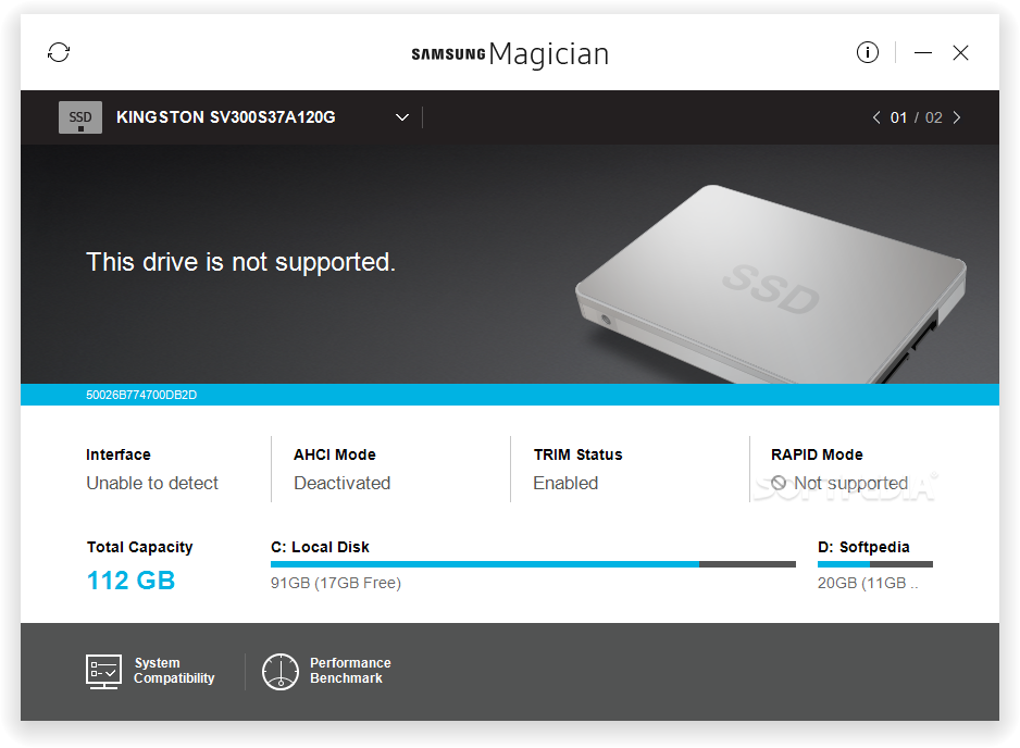 Download Samsung Magician 5 3 1 2010