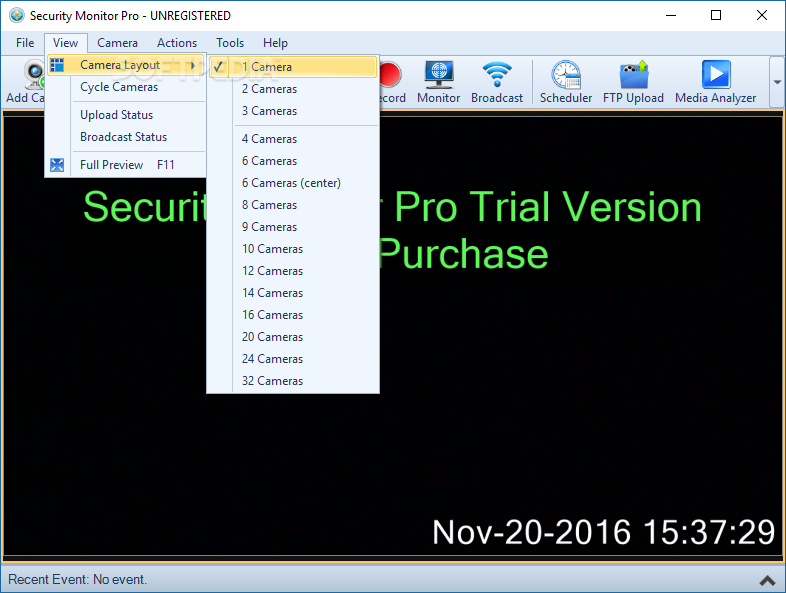 security monitor pro 5.42 gratuit