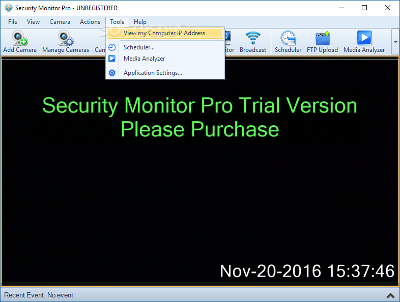 Torrent security monitor pro 512