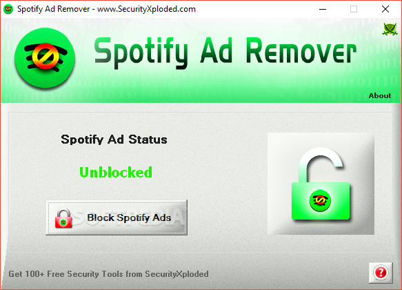 Download Spotify Ad Remover 1 0