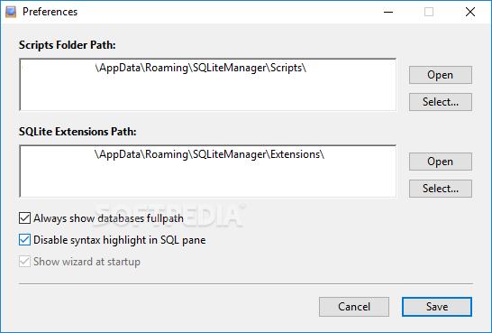 Download SQLiteManager 4 8 3
