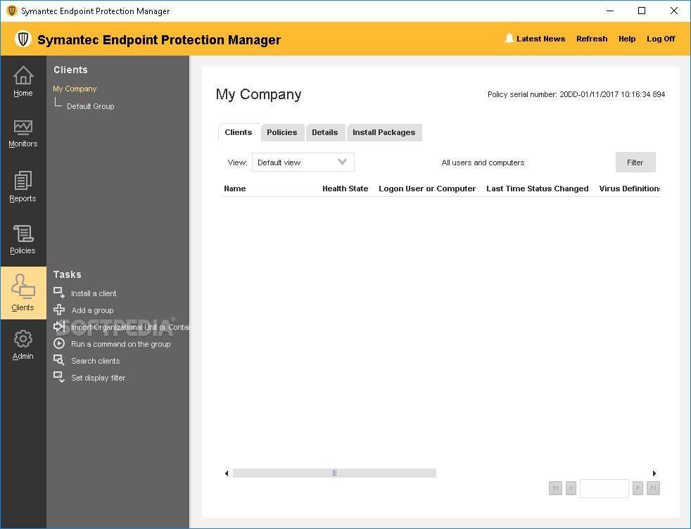 Download symantec endpoint protection 14. 2. 1031. 0100.