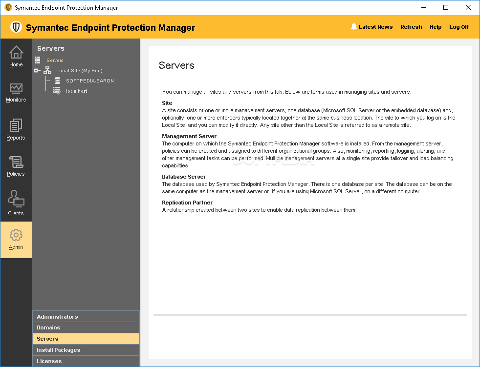 How do i install and configure symantec endpoint protection for.