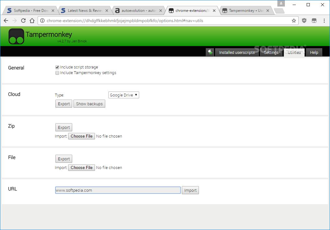 Download Tampermonkey 4 8 41 / 4 9 5960 Beta