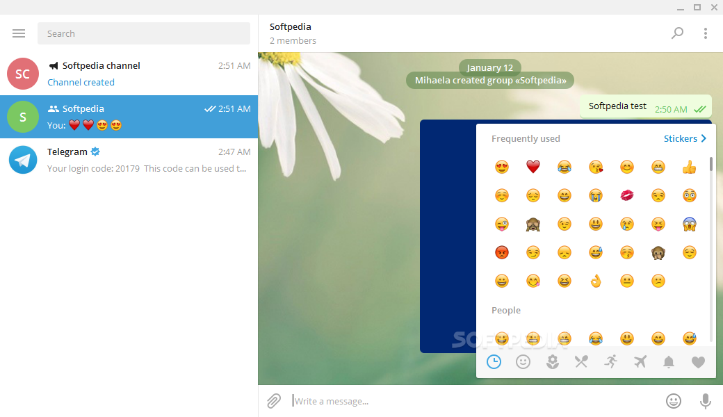 Download Telegram Desktop 1 8 1