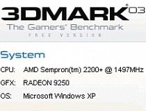 Download 3DMark03 Build 360