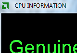 AMD CPU INFORMATION DISPLAY WINDOWS 7 DRIVERS DOWNLOAD