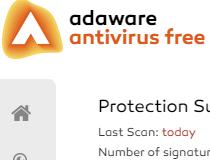 ad aware free antivirus registration key