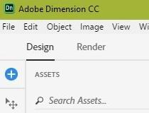 Download Adobe Dimension CC 2 3