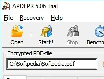 pdf password recovery linux