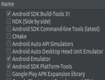 Download Android SDK Release 29 0 2