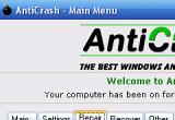 ANTI 3.6.1 TÉLÉCHARGER CRASH