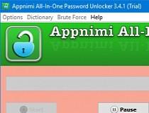 Download Appnimi All-In-One Password Unlocker 3 7