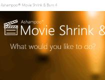 Download Ashampoo Movie Shrink & Burn 4.0.2 for Windows