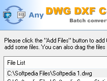 Download Any DWG DXF Converter 2018