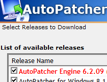 Autopatcher xp sp3 full