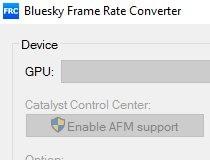 Download Bluesky Frame Rate Converter 2 15 3