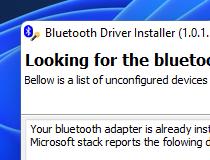 driver bluetooth isscbta para windows xp