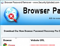 Download Browser Password Remover 3 5