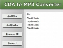 download cda to mp3 converter